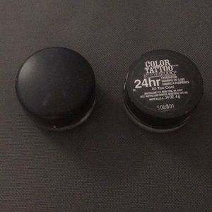 Dangerous cuvée and color tattoo eyeshadow